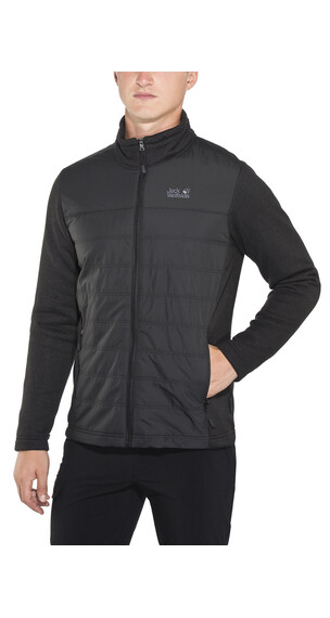 Jack Wolfskin Caribou Crossing Altis Jacket Men black
